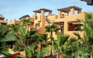 2 Schlafzimmer Reihenhaus in San Miguel de Salinas  - AGI3998