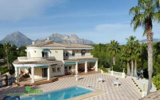 2 Schlafzimmer Villa in Lo Romero  - BM114110