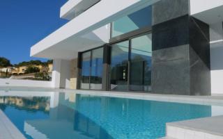 3 bedroom Villa in Moraira - CHE1118063