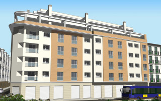 3 bedroom Apartment in Monovar  - US117989