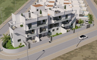 3 bedroom Apartment in San Javier  - UR1110113