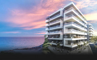 3 bedroom Apartment in Villajoyosa  - GE118369