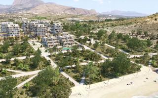 3 bedroom Apartment in Villajoyosa  - QUA119239