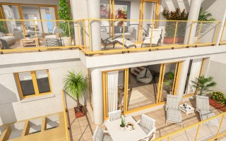 3 bedroom Penthouse in Calpe  - GEA1117448