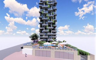 3 bedroom Penthouse in Calpe  - GF1117710