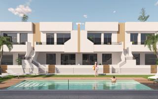 3 bedroom Penthouse in Torrevieja  - MKP535