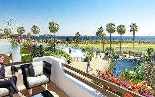 3 bedroom Townhouse in Torre de la Horadada - W8206