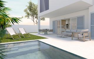 3 bedroom Townhouse in Torrevieja  - MKP517