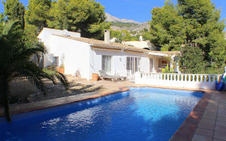 3 bedroom Villa in Altea  - CGN185598