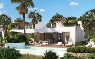 3 bedroom Villa in Aspe  - GPF1116956