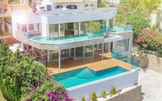 3 bedroom Villa in Calpe  - SSP119542