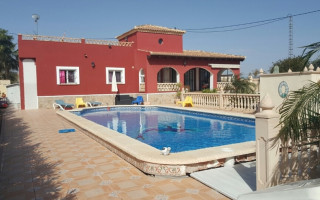 3 bedroom Villa in Catral  - CBH472