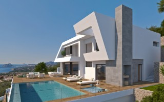 3 bedroom Villa in Cumbre del Sol  - VAP1117633
