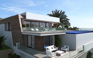 3 bedroom Villa in Cumbre del Sol  - VAP117204