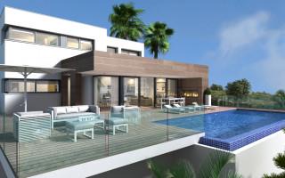3 bedroom Villa in Cumbre del Sol  - VAP117207
