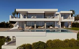 3 bedroom Villa in Cumbre del Sol  - VAP119452