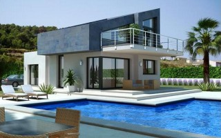 3 bedroom Villa in Denia  - PGP1117533