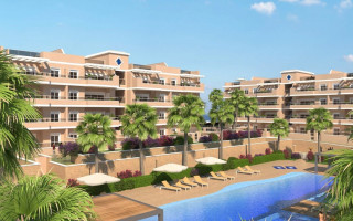3 bedroom Villa in Finestrat  - HC115191