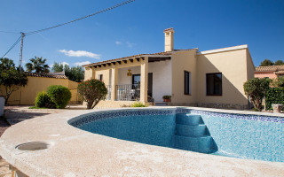 3 bedroom Villa in Finestrat  - IM114114