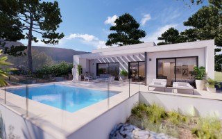 3 bedroom Villa in Finestrat  - MQ118272