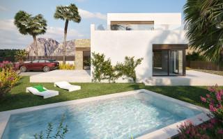3 bedroom Villa in Finestrat  - PT1117037