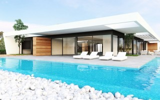3 bedroom Villa in Finestrat - PT6727
