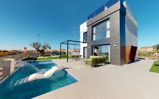 3 bedroom Villa in Gran Alacant  - GM1117599