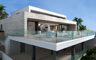 3 bedroom Villa in Javea  - CH119756
