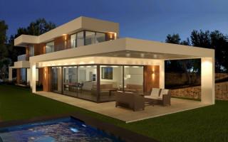 3 bedroom Villa in Javea  - GHB1117728