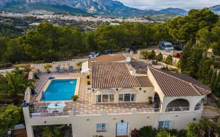 3 bedroom Villa in La Nucia  - CGN177576