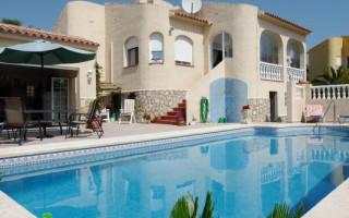 3 bedroom Villa in La Nucia  - CGN177594