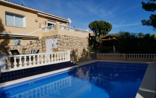 3 bedroom Villa in La Nucia  - CGN183637