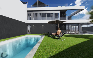3 bedroom Villa in Los Alcázares - ASU10001