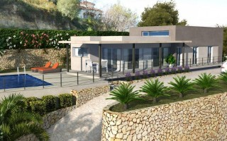 3 bedroom Villa in Orba  - PGP1117531