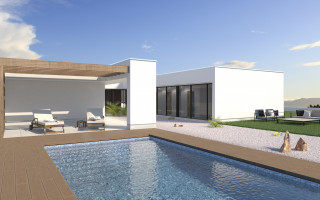 3 bedroom Villa in Pinoso  - PH1110344