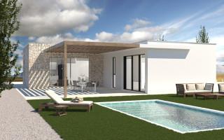 3 bedroom Villa in Pinoso  - PH1110539