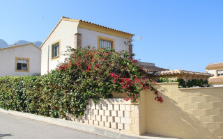 3 bedroom Villa in Polop  - CGN183641