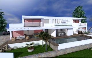 3 bedroom Villa in Teulada  - PRO1117143