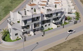 3 Schlafzimmer Appartement in San Javier  - UR1110113