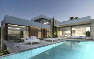 3 Schlafzimmer Villa in Finestrat  - AG118770