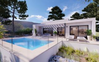 3 Schlafzimmer Villa in Finestrat  - MQ118272