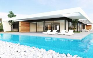 3 Schlafzimmer Villa in Finestrat  - PT6727