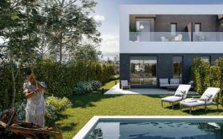 4 bedroom Townhouse in Bétera  - VHM118378