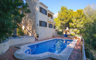 4 bedrooms Villa in Altea  - CGN201205