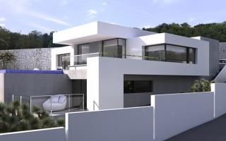 4 bedroom Villa in Benissa  - JG1117043