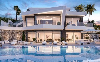 4 bedroom Villa in Benissa  - TZ119367