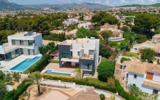 4 bedrooms Villa in Calpe  - ET1117174