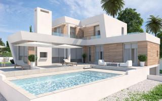 4 bedroom Villa in Calpe  - GHB1117730