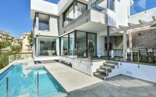 4 bedroom Villa in Calpe  - SSP119540
