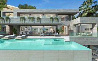 4 bedroom Villa in Cumbre del Sol  - VAP1113404